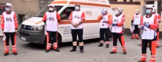 Protest Ambulanță cluj