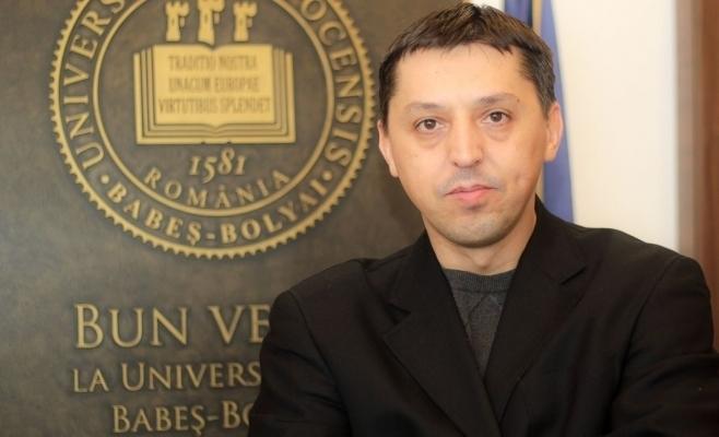 Daniel David, rector UBB