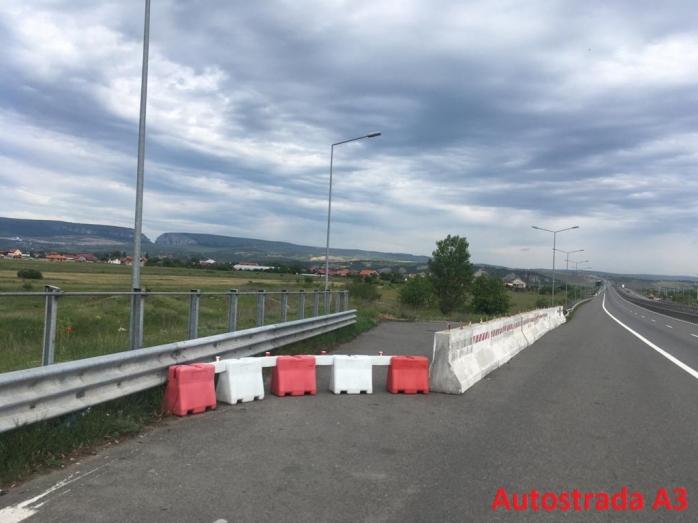 REVOLTĂTOR. Autostrada Transilvania, fără toalete sau spații de odihnă între Câmpia Turzii și Gilău