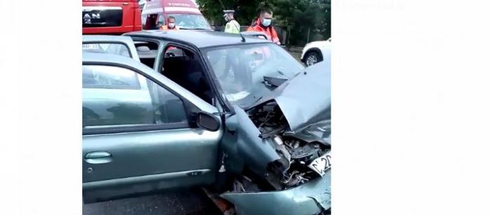 Accident Gilău