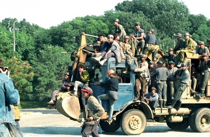 Mineriada din iunie 1990