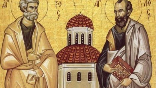 Postul Petru şi Pavel 2020. Când începe Postul Sfinţilor Apostoli Petru şi Pavel ?
