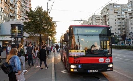 CTP cumpără 10 autobuze cu 6,3 mil. lei, pentru transportul elevilor