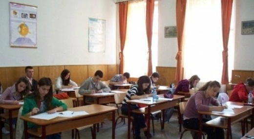 Elevi evaluare națională