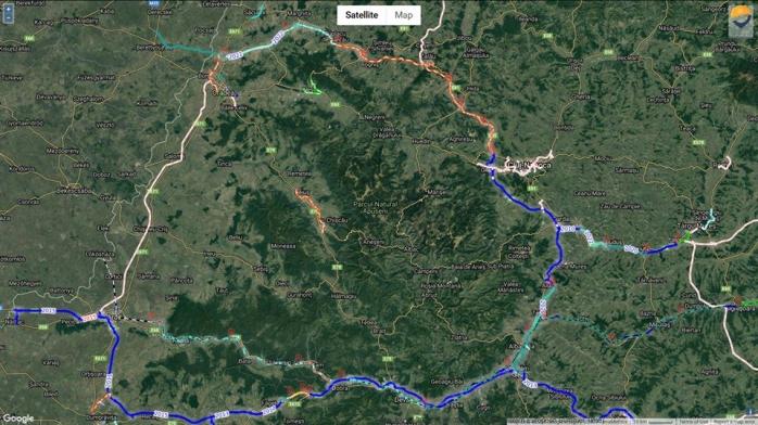 autostrada-transilvania-de-la-a-la-z-in-ce-stadiu-sunt-lucrarile-unde-sunt-probleme, sursă foto: Facebook Asociația Pro Infrastructură