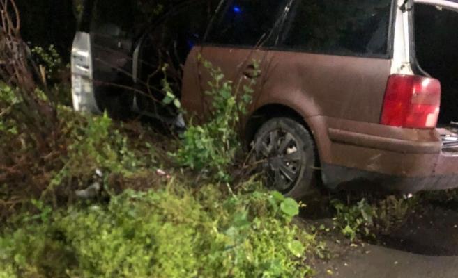 Accident în Mănăștur. Un șoferul a pierdut controlul volanului și a ajuns pe marginea carosabilului