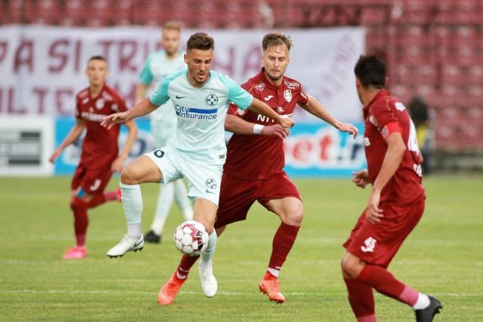 Rivalitatea doar pe teren. Mai mulţi jucători de la CFR Cluj şi FCSB au petrecut împreună după marele derby