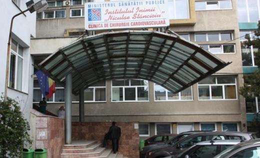 Institutul Inimii nu mai face internări. 6 pacienți și un cadru medical, infectați cu coronavirus
