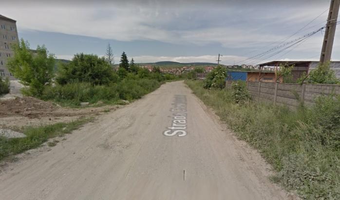 strada-fantoma-in-cluj-napoca-ce-planuri-are-primaria-pentru-clujenii-din-groapa, sursă foto: Google Maps