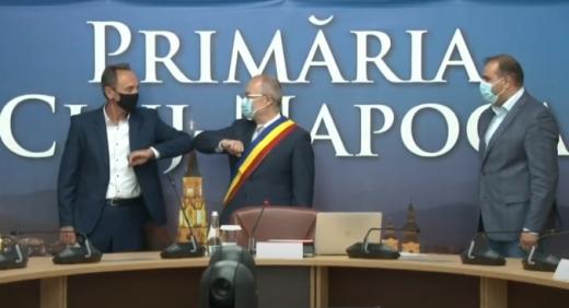 O nouă DEMISIE în Consiliul Local. Șefa liberalelor din Cluj a fost înlocuită