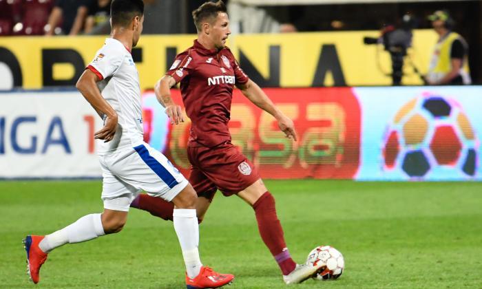 CFR Cluj a realizat un nou transfer. Este al patrulea ...  |Cfr Cluj-botoşani