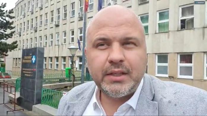 """Ungureanu: """"Ministerul Sănătății să elibereze pacienții asimptomatici. Nicăieri în lume nu sunt închiși în spitale acești pacienți"""""""
