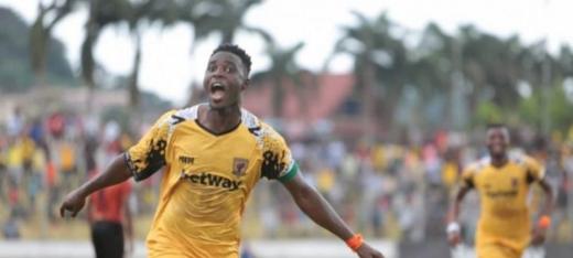 Mișcări de trupe la CFR. Un fotbalist ghanez, așteptat să-l înlocuiască pe Țucudean