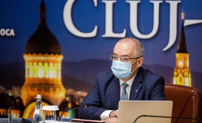 Emil Boc a făcut un apel către toți clujenii cu privire la răspândirea coronavirusului