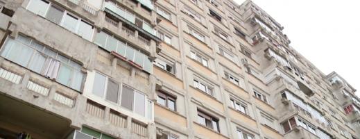 Bloc de 10 etaje