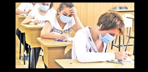 Elevii care au susținut proba la matematică s-au așteptat la exerciții mai ușoare