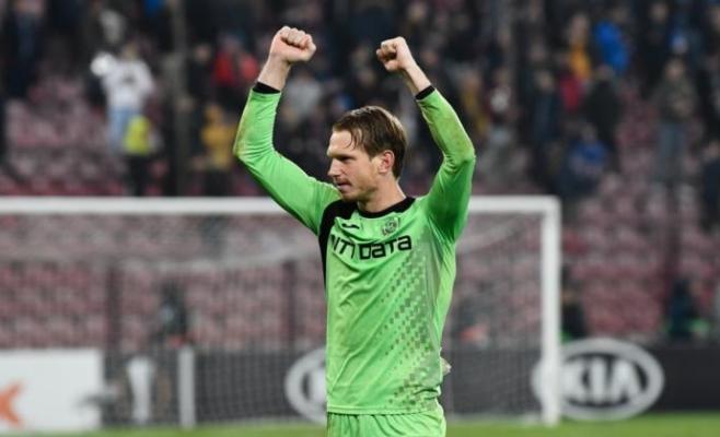 Arlauskis va pleca la finalul sezonului de la CFR Cluj