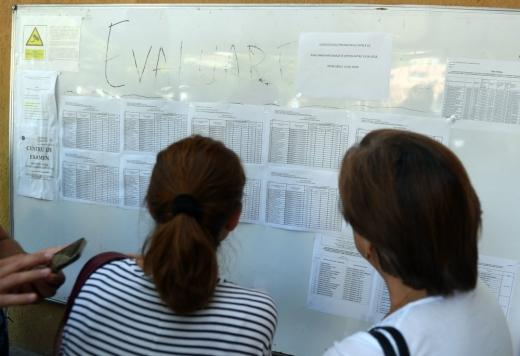 Doar 22 de note din 375 au rămas nemodificate la Evaluarea Națională după contestații în județul Cluj