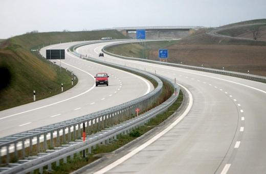 Fără autostrăzi noi în 2020. Autoritățile nu au deschis niciun segment nou de drum de mare viteză