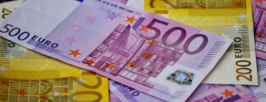 ANALIZĂ FINANCIARĂ. Euro nu a mai coborât sub 4,84 lei