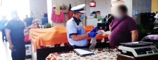Razie pe terase, în week-end! Zeci de amenzi date de polițiștii clujeni