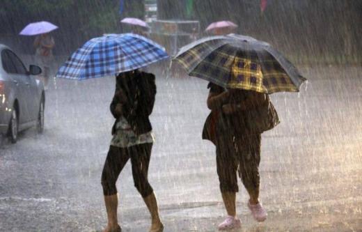 Ploi torențiale la Cluj