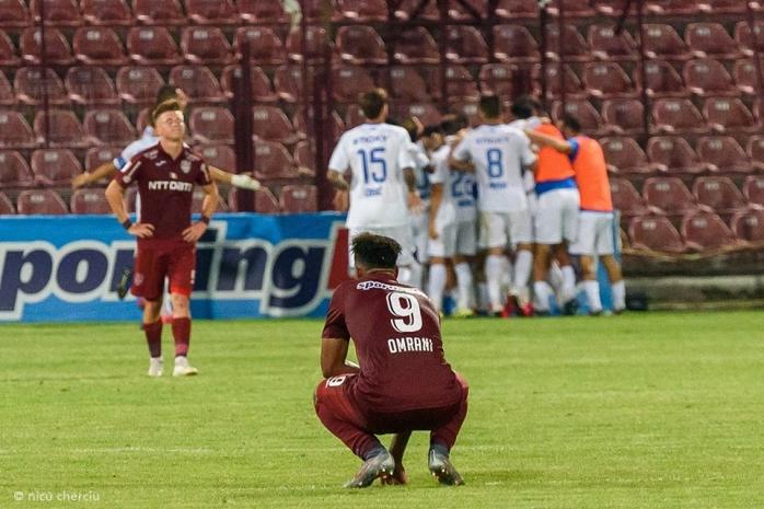 """CFR a revenit cu picioarele pe pământ! Petrescu: """"Sunt mulți jucători frustrați la noi!"""""""