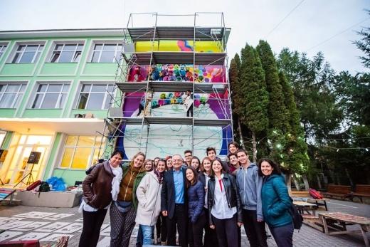 Foto: arhivă Municipiul Cluj-Napoca - 2018 @ Liceul Teoretic