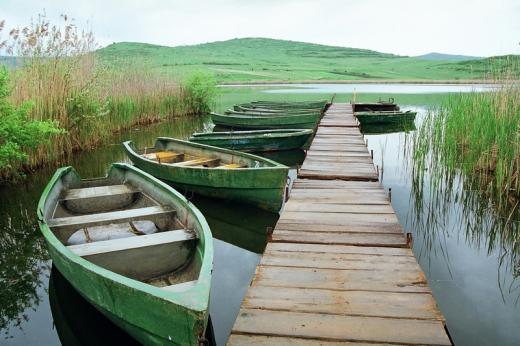 Lacul Știucilor, o destinație perfectă pentru relaxare în județul Cluj / sursă: pescuitinfo.ro