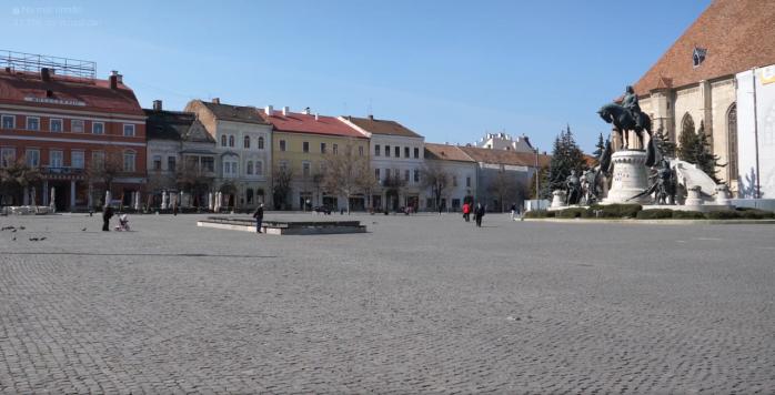 Nimeni nu s-a prezentat la protestul anti-COVID din Cluj