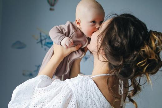 Mama și copil