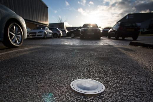 Clujeni vor putea afla în timp real ce locuri de parcare din oraș sunt libere! Telekom este câștigătoarea licitației de un milion de lei