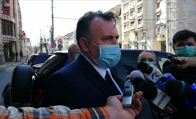 """Ministrul Sănătății: """"Suntem pe a doua pantă ascendentă"""""""