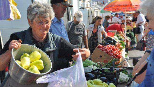 Se redeschide piața volantă din Gheorgheni. Ce măsuri trebuie respectate?