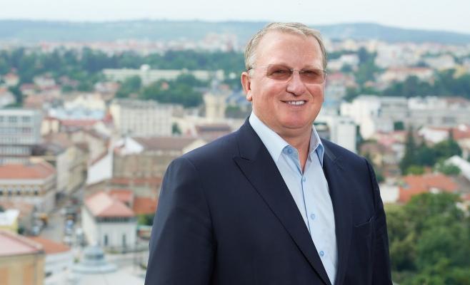 Remus Lăpușan (PRO România) și-a anunțat candidatura la șefia Consiliului Județean Cluj