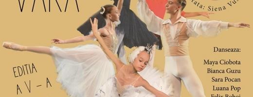 Spectacol de balet dedicat persoanelor cu dizabilități, în Parcul Central