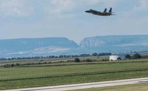 Armata SUA vrea să transforme baza de la Câmpia Turzii în hub NATO cu 130 de milioane de dolari
