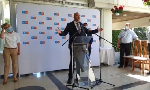 """Emanuel Ungureanu, noul primar în Cluj-Napoca? """"Sunt un om care nu se pricepe la vorbe, ci la fapte"""