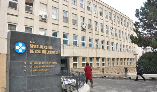 Câte locuri libere mai sunt în spitalele COVID din Cluj? Peste 100 de pacienți sunt internați în prezent