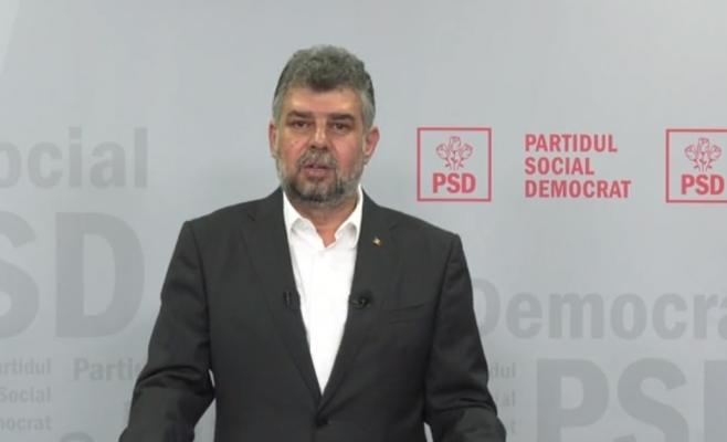 """Pică Guvernul Orban? PSD, gata să depună moțiunea de cenzură care """"va trece 100%"""""""