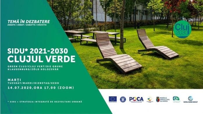 Cluj-Napoca va avea încă 100 de hectare de parcuri, până în 2030. Investiție de peste 100 mil. euro în latura verde a orașului