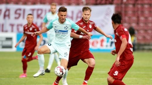 CFR Cluj, meci infernal împotriva lui FCSB. Gigi Becali a început războiul declaraților