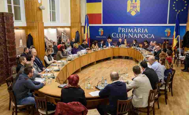 Un nou caz de CORONAVIRUS în Primăria Cluj-Napoca!