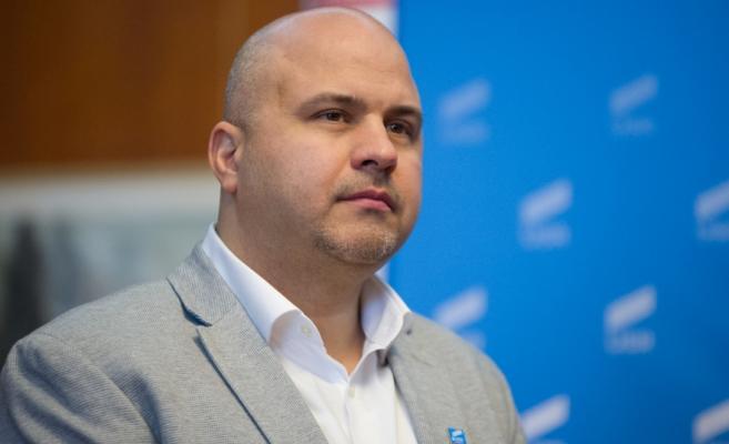 Emanuel Ungureanu a cerut testarea angajaților primăriei Cluj-Napoca