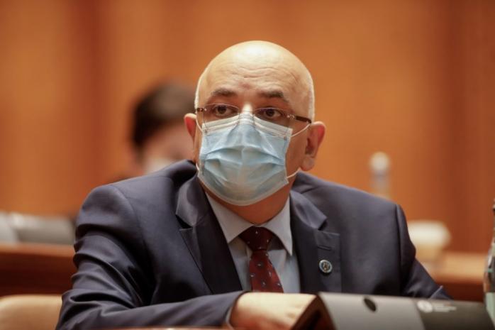 Raed Arafat a vorbit despre numărul de cazuri noi de coronavirus apărute în România