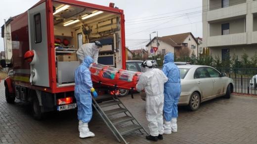 RECORD! Aproape 1.000 de cazuri noi de coronavirus, înregistrate în ultimele 24 de ore