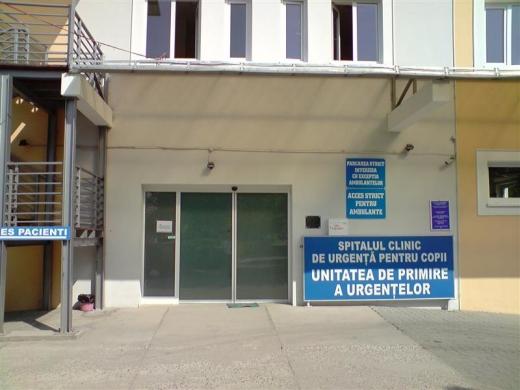 Spitalul de Copii va primi echipamente în valoare de 2,5 milioane de euro