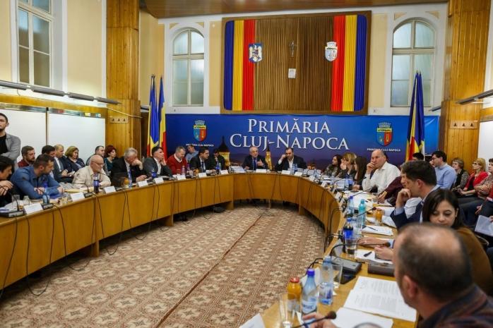 Numărul angajaților din Primăria Cluj-Napoca infectați cu coronavirus a ajuns la 7