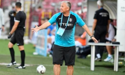 O nouă lovitură pentru CFR Cluj! Dan Petrescu, depistat și el pozitiv la COVID-19