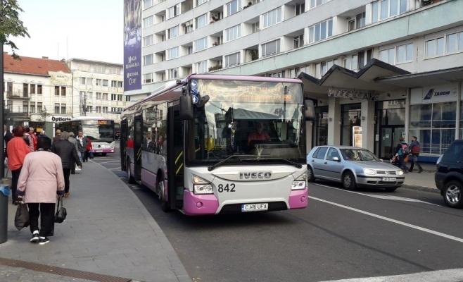 Abonamente GRATUITE pentru vârstnici și pensionari. CTP Cluj-Napoca clarifică criteriile